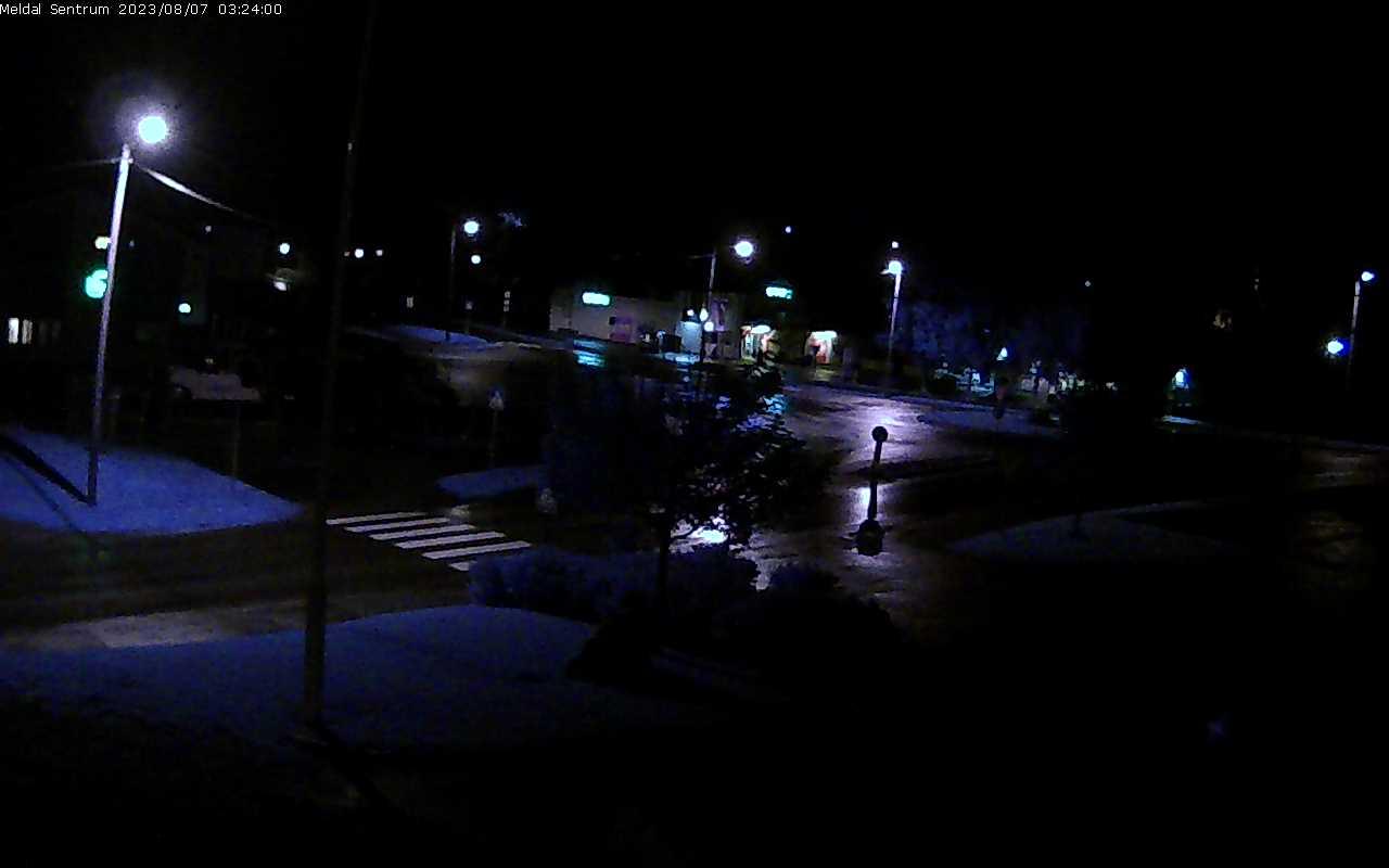 Webcam Meldal, Meldal, Trøndelag, Norwegen